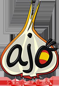 "логотип бренда ""Испанский чеснок"""
